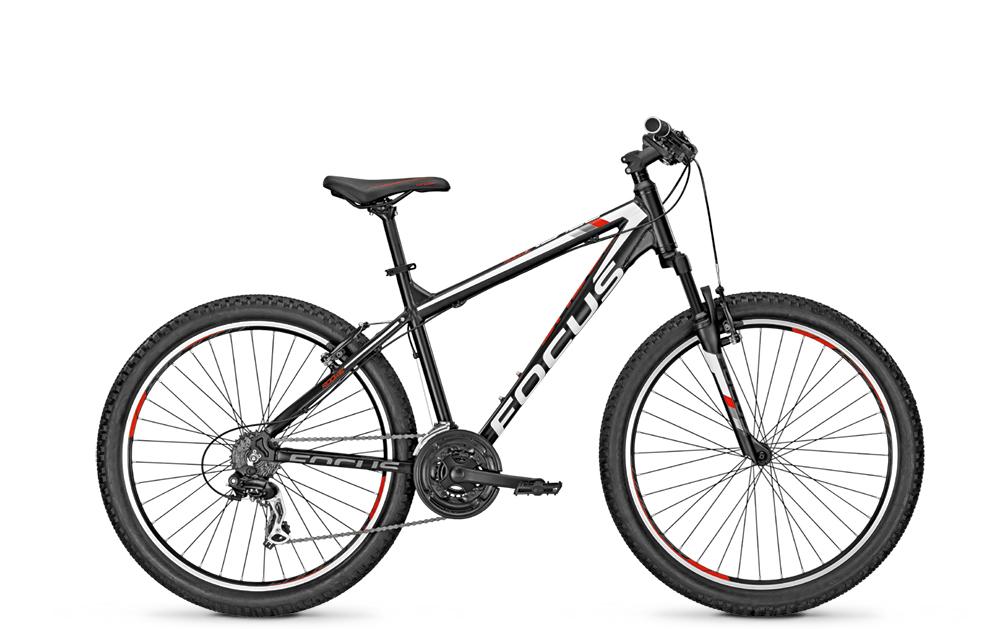 Focus 26´´HE´´RAV.ROOKIE 1.0´´21G   50L - Total Normal Bikes - Onlineshop und E-Bike Fahrradgeschäft in St.Ingbert im Saarland