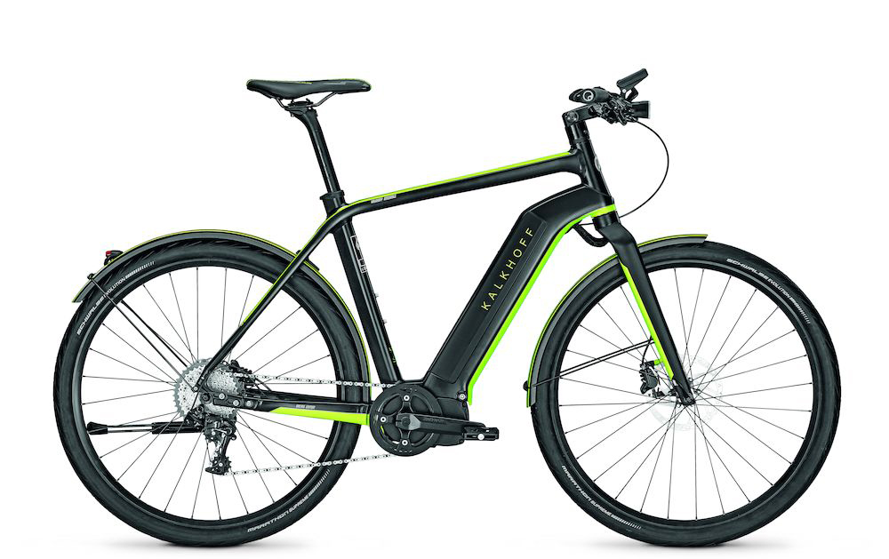 Kalkhoff 28´´HE´´INTEGR.LTD BLK´´11G   55L - Total Normal Bikes - Onlineshop und E-Bike Fahrradgeschäft in St.Ingbert im Saarland