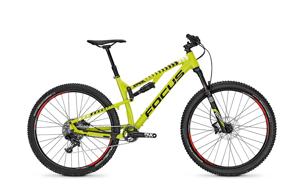 Focus 27´´DI´´SPINE EVO´´11G        44M - Total Normal Bikes - Onlineshop und E-Bike Fahrradgeschäft in St.Ingbert im Saarland