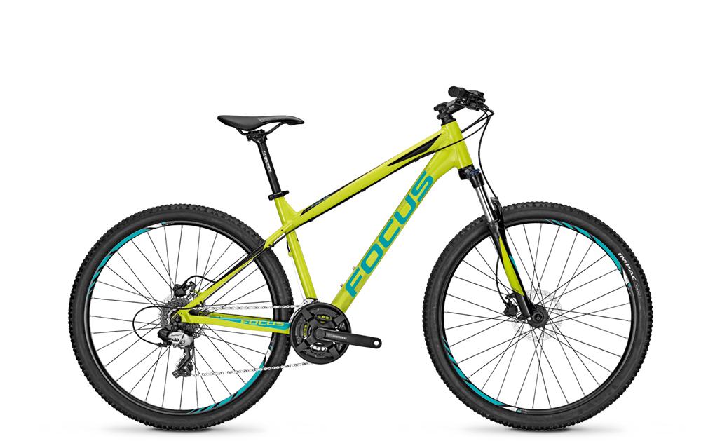 Focus 27´´DI´´WHISTL.ELITE 27´´24G  44M - Total Normal Bikes - Onlineshop und E-Bike Fahrradgeschäft in St.Ingbert im Saarland